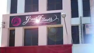 Greatfitness studio Miri