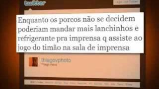 c240b4eb24 Confusão no Palmeiras
