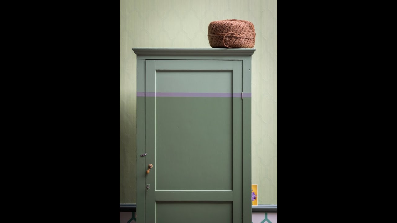 How to Paint a Wardrobe  Furniture Painting by Farrow