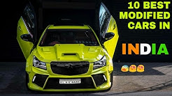 Top 10: Best Modified Cars in INDIA ! ! ! (Part 4)