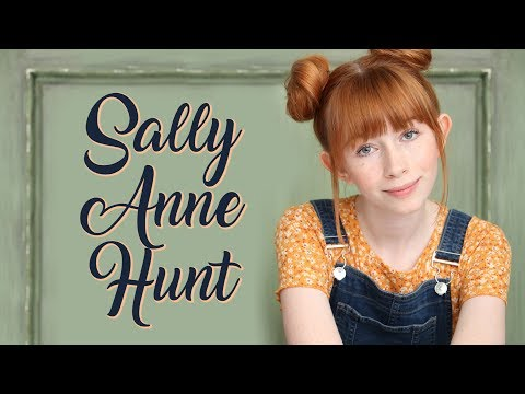 Sally Anne Hunt - Teen Actor - 2019 Comedy Demo Reel