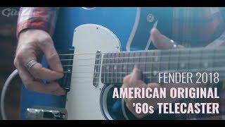 Fender 2018 American Original '60s Telecaster | Guitar Demo