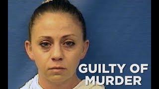 Amber Guyger convicted of murder for killing Botham Jean
