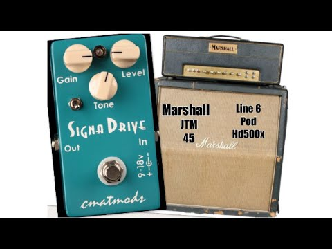 Signa Drive - Cmatmods - Review - Gilli Mendes