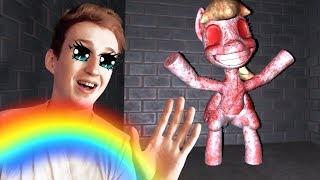 МОИ  МАЛЕНЬКИЕ КРОВАВЫЕ ПОНИ  ○ Pinkie Pie's Cupcake Party | my little pony horror game
