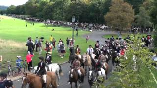 Edinburgh Riding the Marches 2014 (Country section)
