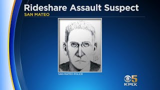White Ride-Hail Driver Wanted For Rape Assault in San Mateo