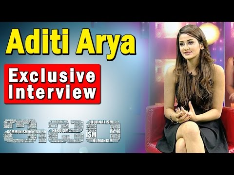 Aditi Arya Exclusive Interview || ISM || Nandamuri Kalyan Ram, Puri Jagannath || Vanitha TV