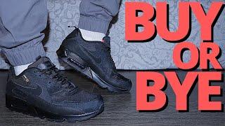 WATERPROOF? Nike Air Max 90 &#…