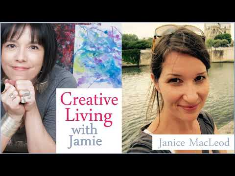 CLwJ 270: Discover the creative multivitamin that took author and illustrator Janice MacLeod...