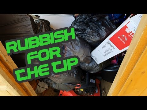 Rubbish for the tip #stevesfamilyvlogs