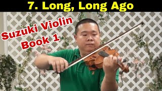 Suzuki Violin Book 1 - 07. Long Long Ago