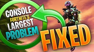 **NEW UPDATE** EPIC FIXED CONSOLE FORTNITE (Separate Building & Aiming Sense)(Instant Placements)