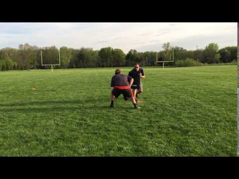 Dylan Gandy Trench Game Workout 6