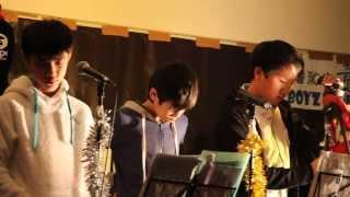 big boyz club christmas session 2013 少 年 成 長 日 記