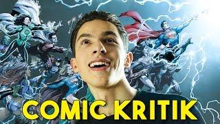 DC REBIRTH   Comic Kritik