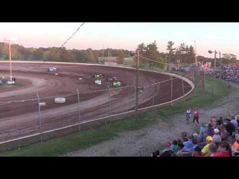 Skyline Speedway Modified Heat Race #1 6-2-17