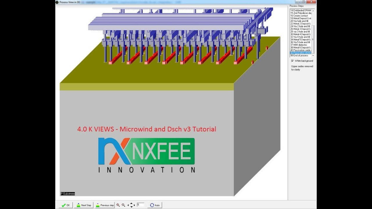 Microwind Dsch V3 Tutorial Youtube As Well Verilog Xor Gate Symbol On Schematic