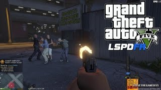 GTA 5 - LSPDFR - EPiSODE 29 - LET