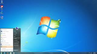 "How to create ""Computer"" shortcut on desktop Windows 7"