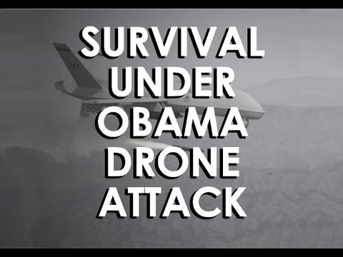 White House Guide to  Surviving Obama Drone Strikes