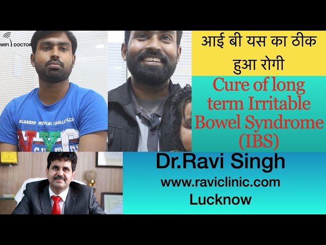IBS or Irritable Bowel Syndrome A cured Case