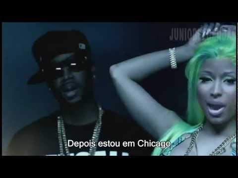 Nicki Minaj Beez In The Trap Explicit ft 2 Chainz (Legendado em Português PT-BR) Official Music