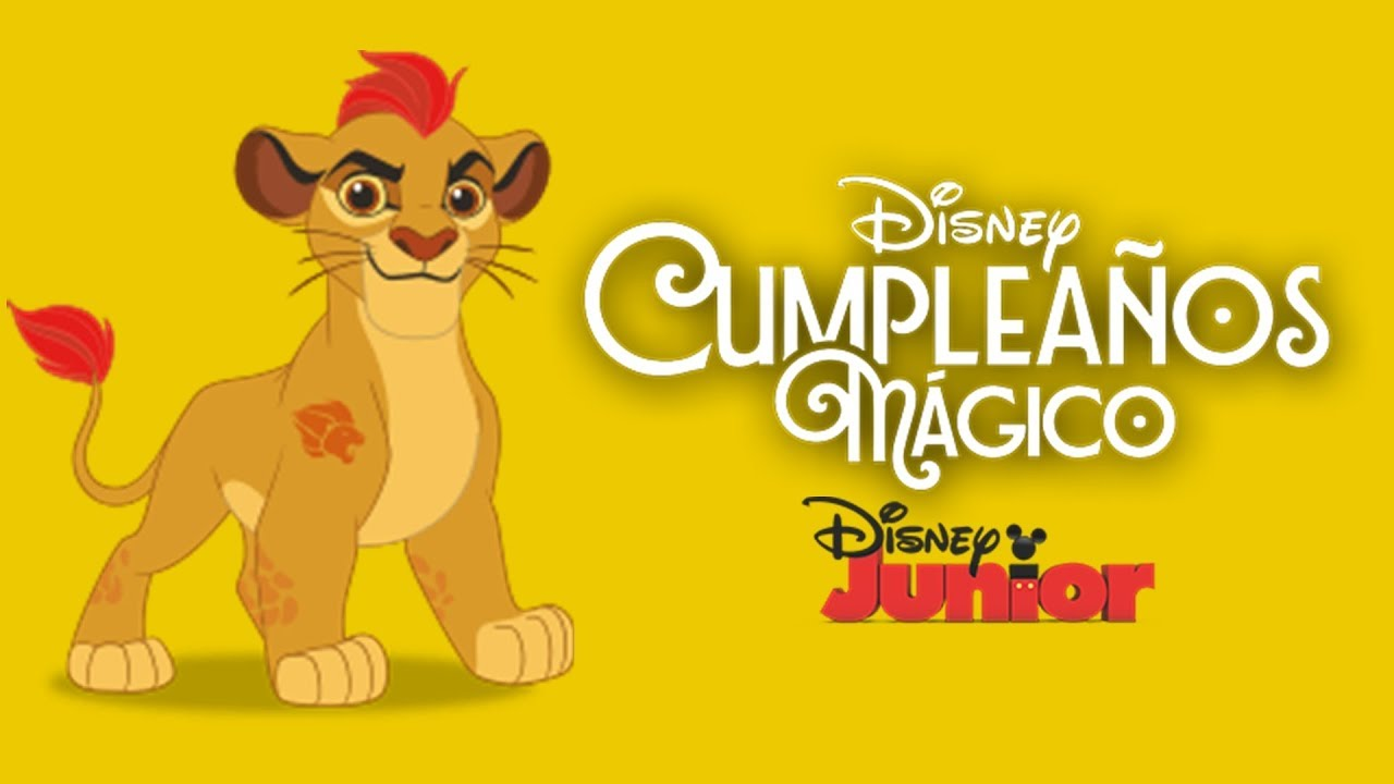 Disney junior play feliz cumpleanos