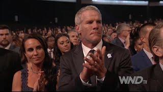 The Left's Reaction to Brett Farve's Tepid Response to Bruce/Caitlyn Jenner's Speech at the ESPY's