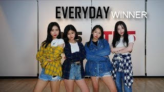 [창원TNS] 위너(WINNER) - 'EVERYDAY' 안무(Dance Cover)