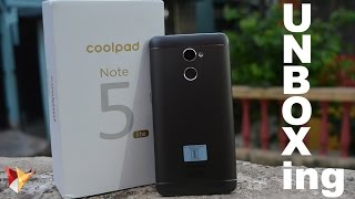Coolpad Note 5 Lite Unboxing | 4G VOLTE Smartphone With Fingerprint Scanner | Data Dock