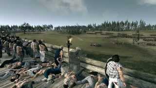 Rome 2 Total war Epic Cinematic Siege Battle - Iceni VS Romans