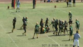 POMONA STEELERS CLINIC 2009(P-TOWN) VS L.A. DEMOS SYFL