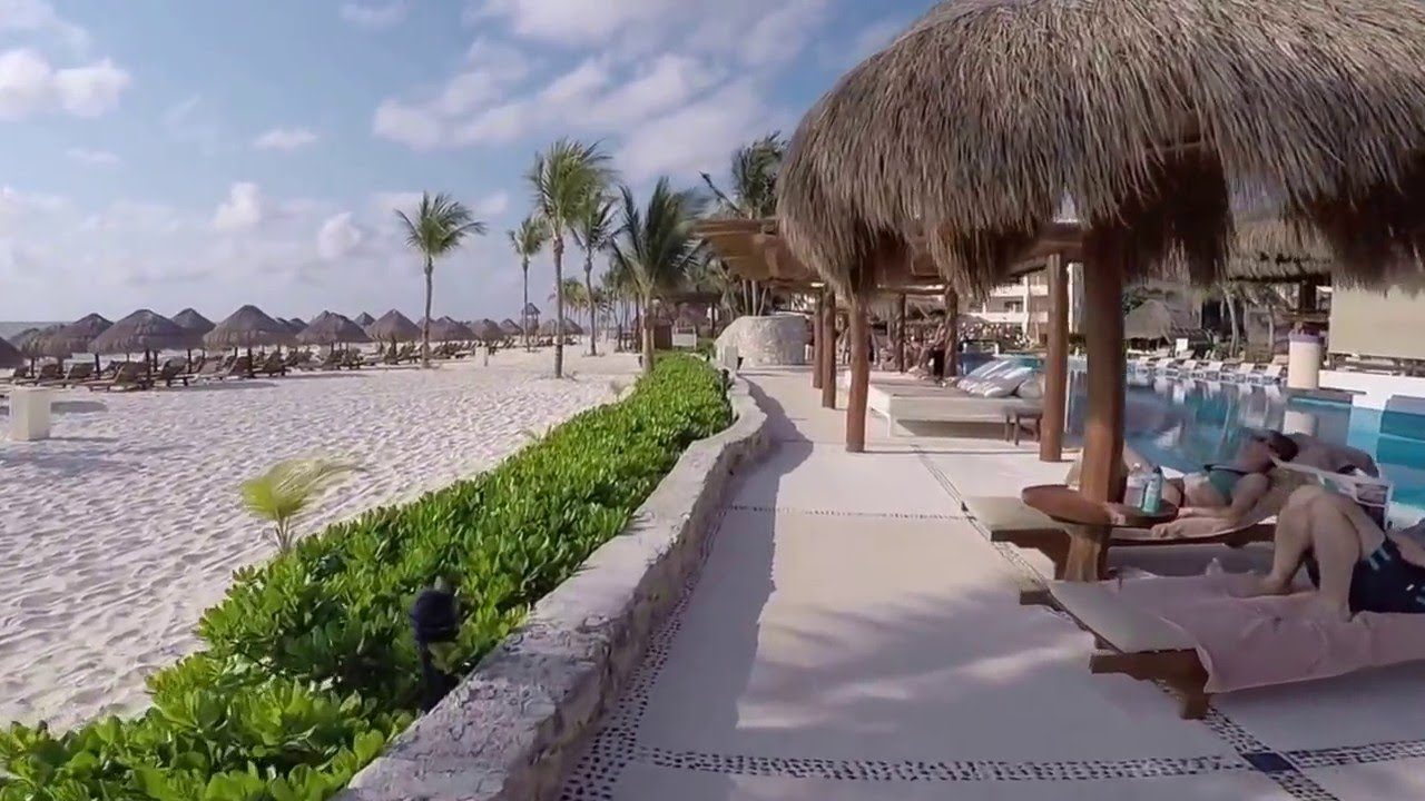 EXCELLENCE RIVIERA CANCUN & Fun Excursions - Our Honeymoon