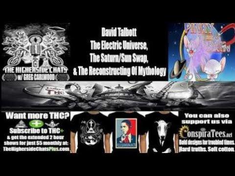 David Talbott   The Electric Universe, The Saturn/Sun Swap, & The Reconstructing Of Mythology - THC