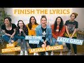Download mp3 FINISH THE LYRICS CHALLENGE #2 for free