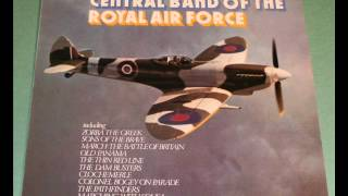The Royal Air Force March Past - from The Best of the Central Band of the RAF vinyl LP