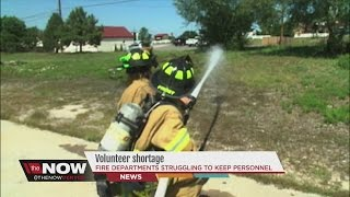 Colorado fire departments desperate to recruit new volunteers