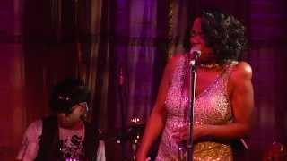 Peepin and Hidin Tracee Adams w/Blue Road Chicago Women in the Blues 8/4/12