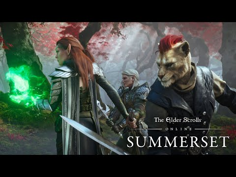The Elder Scrolls Online: Summerset - Official Cinematic Trailer