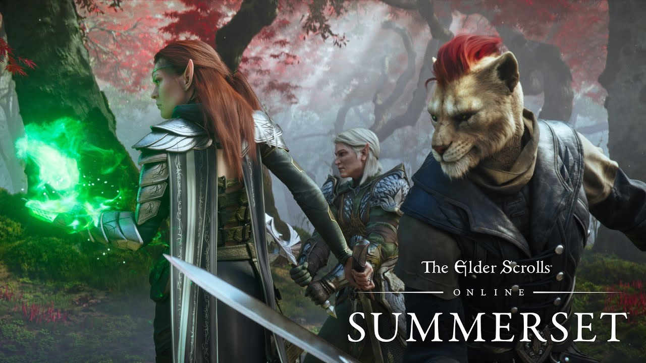 Elder Scrolls Online' Is the Best 'Skyrim' Sequel You've