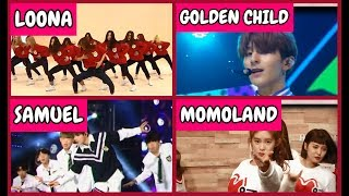 🎵Kpop idols singing/dancing to Seventeen