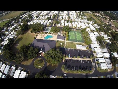 recreation-plantation-aerial-overview-|-lady-lake,-fl