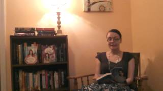 Anna Staniszewski reads from MY SORT OF FAIRY TALE ENDING