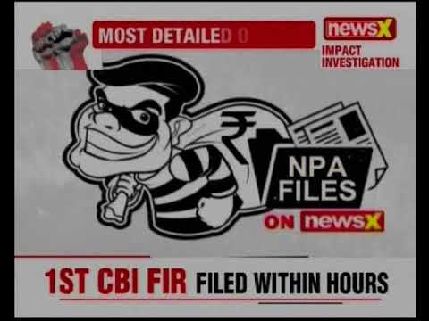 NPA files on NewsX: How company defaulted on previous loan, gets huge loan from another bank?