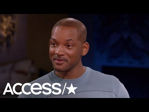 Will Smith Shuts Down Scientology Rumors & Reveals The Time He 'Snapped' In Front Of Willow Smith