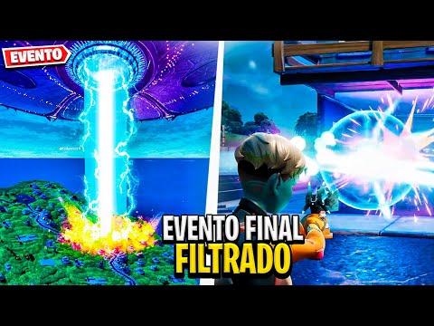 ASÍ SERÁ EL EVENTO FINAL de TEMPORADA 7 *FILTRADO* / PRIMERAS IMÁGENES y NUEVA ARMA – JorgeIsaac115