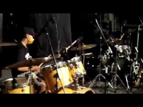 Fantasi - Indonesia Baru (COVER) Symphony Of Rock (drum)