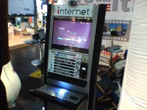 Internet kiosk UK