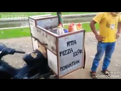 jajanan kampung Pizza mini ( TACO / LUMPIA TELOR  - penantian)